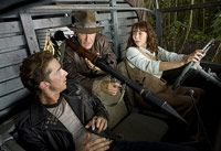 Indiana Jones and the Kingdom of the Crystal Skull ILM Visit #2