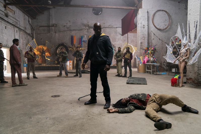 Luke Cage Season 2 photo #1