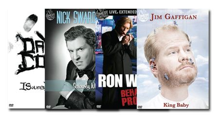 Comedy Central DVD Giveaway