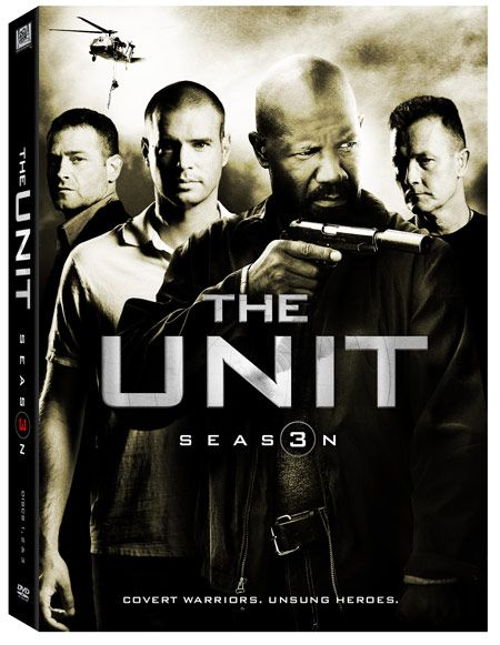 <strong><em>The Unit</em></strong>: Season 3