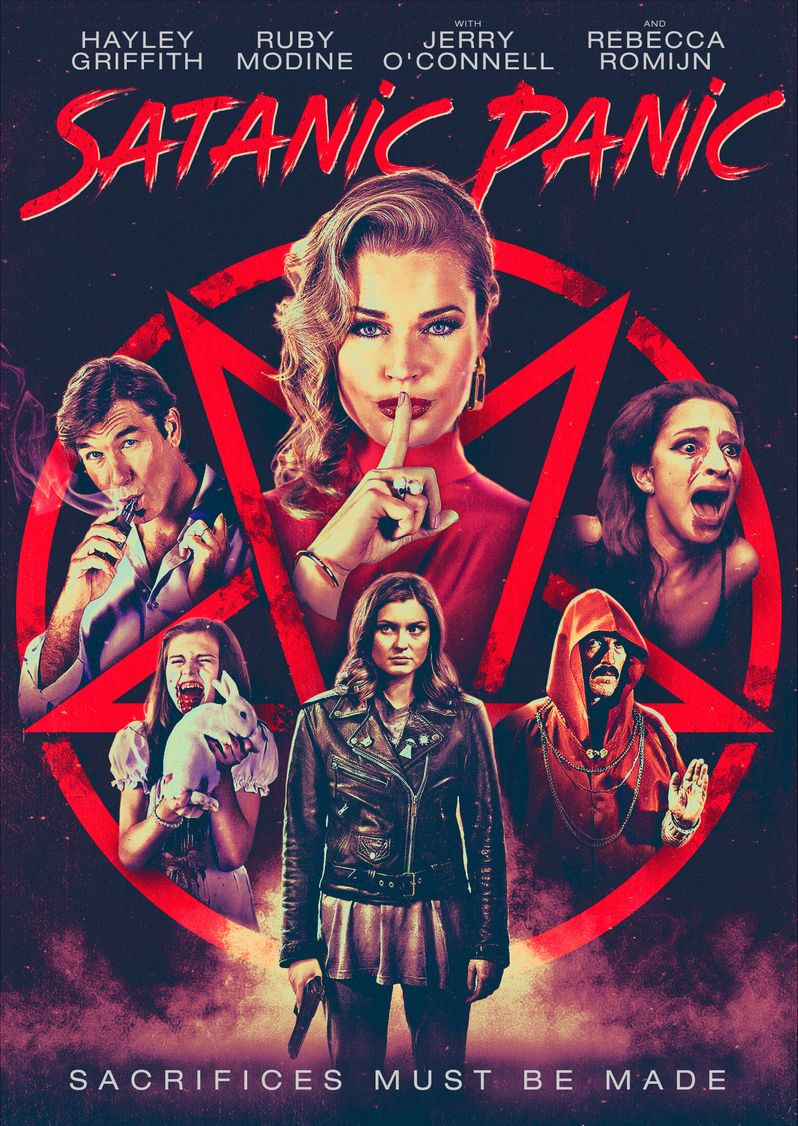 <strong><em>Satanic Panic</em></strong> Blu-ray DVD