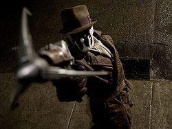 <strong><em>Watchmen</em></strong> Set Visit Image #5