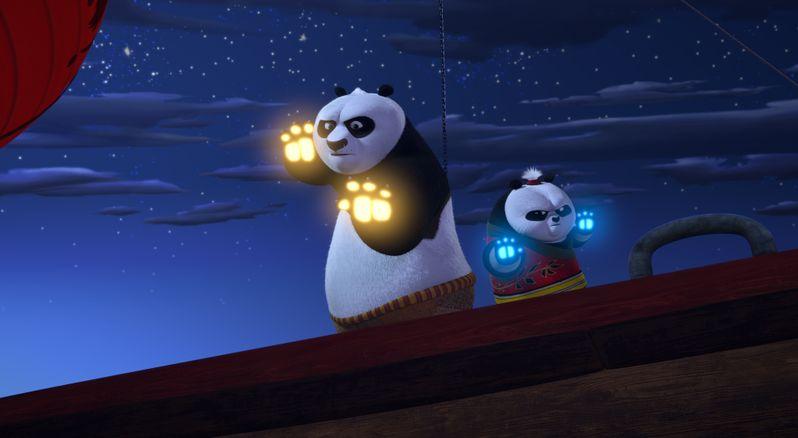<strong><em>Kung Fu Panda: The Paws of Destiny</em></strong> season 2 photo #1