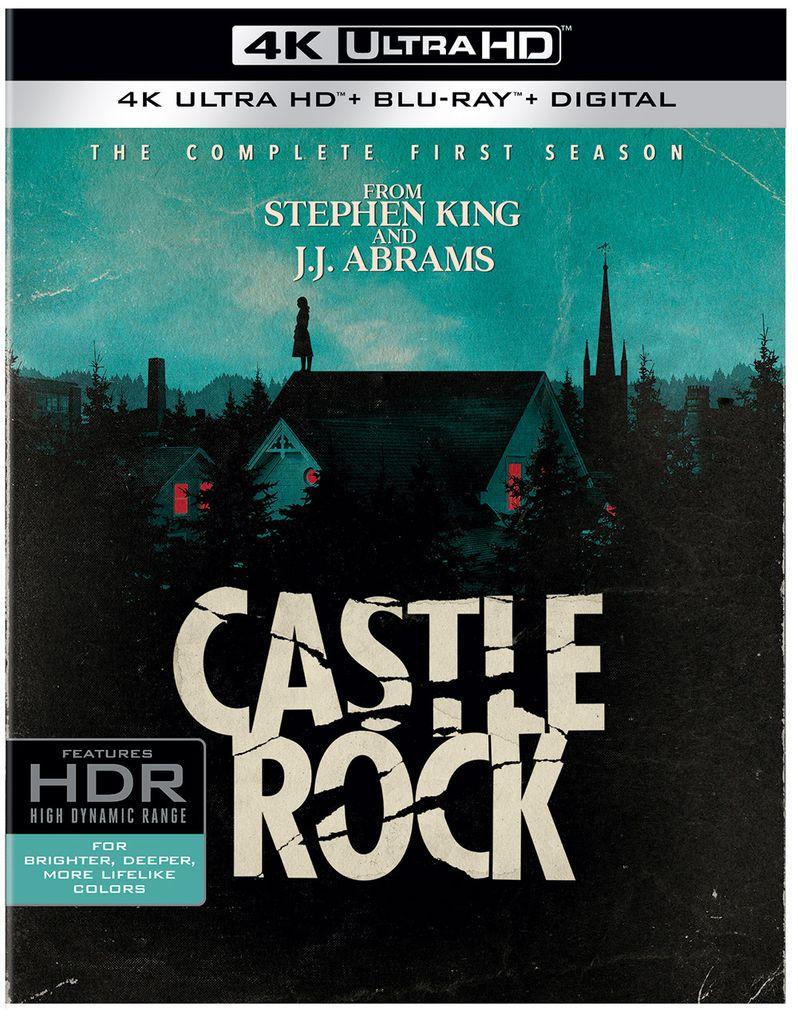 <strong><em>Castle Rock</em></strong> 4K UHD Cover Art