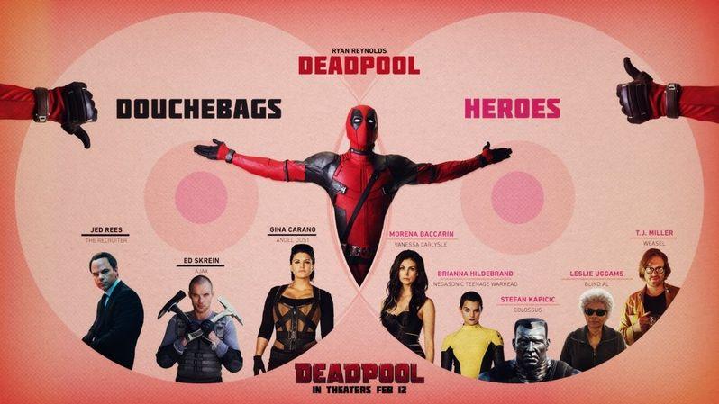 <strong><em>Deadpool</em></strong> Banner