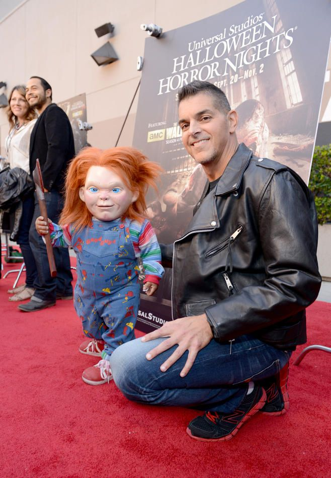 Don Mancini returns to direct Curse of Chucky