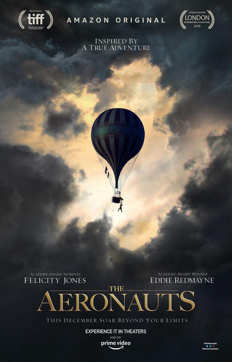 <strong><em>The Aeronauts</em></strong> poster