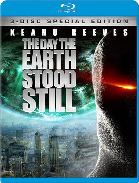 <strong><em>The Day the Earth Stood Still</em></strong> Blu-ray Disc