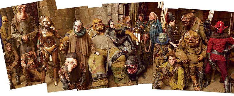 Star Wars The Force Awakens Aliens