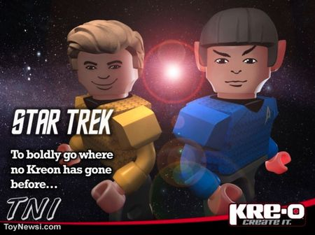 Star Trek Kre-O Toy Photo