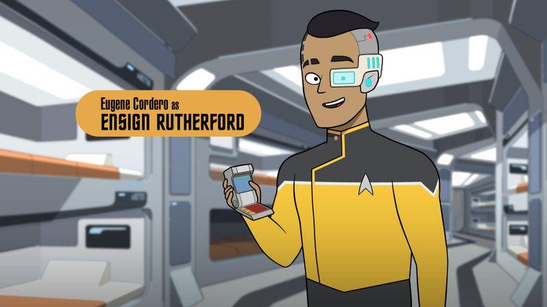 <strong><em>Star Trek: Lower Decks</em></strong> #4