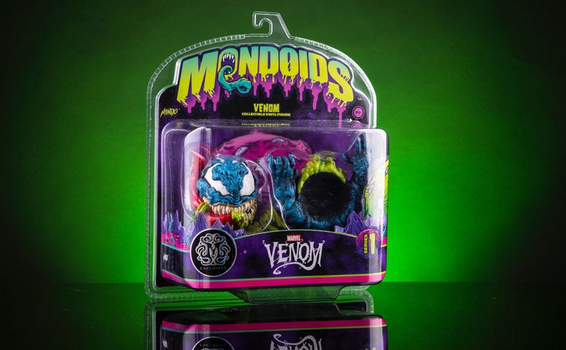 Mondoids Venom Comic-Con Exclusive Package