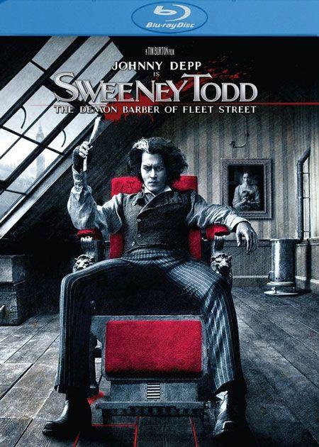 Sweeney Todd Blu-Ray