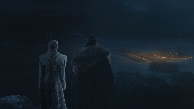<strong><em>Game of Thrones</em></strong> Season 8, Episode 3 - Photo 1