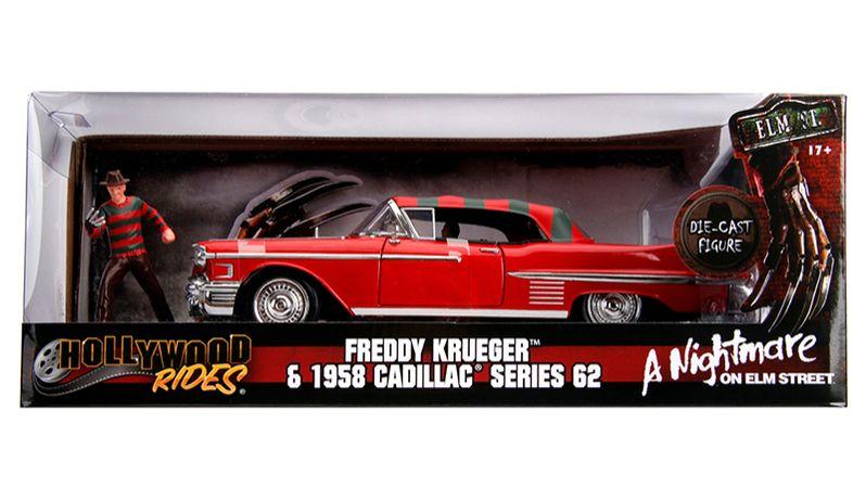 Freddy Cadillac Nightmare on Elm Street Toy Car Photo #1