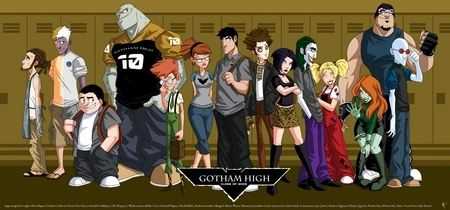 Gotham High Photo #1