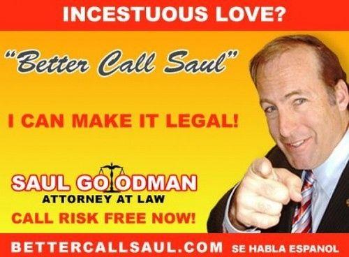 <strong><em>Better Call Saul</em></strong>
