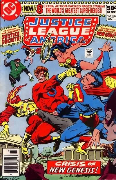 <strong><em>Justice League</em></strong> 183