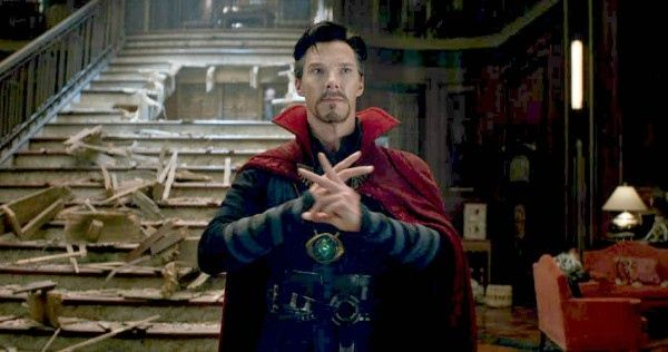 Doctor Strange Time Stone