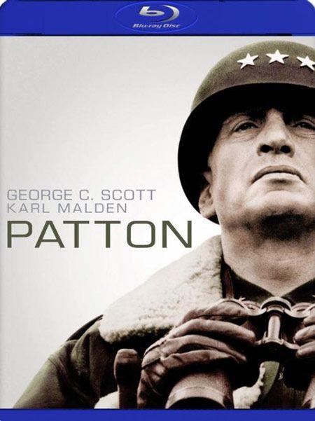 <strong><em>Patton</em></strong> DVD