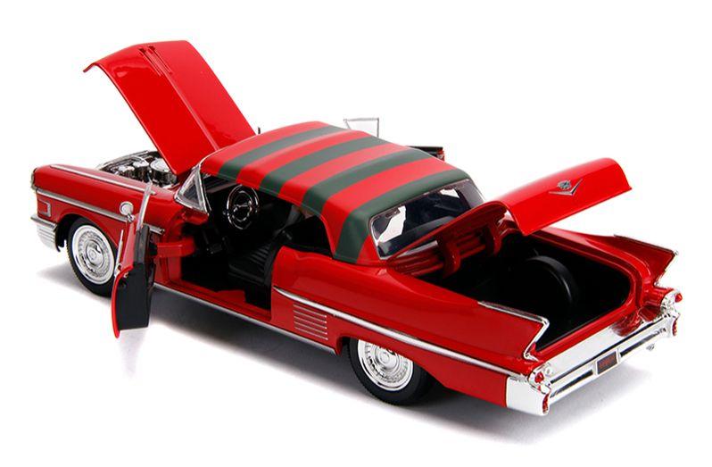 Freddy Cadillac Nightmare on Elm Street Toy Car Photo #7