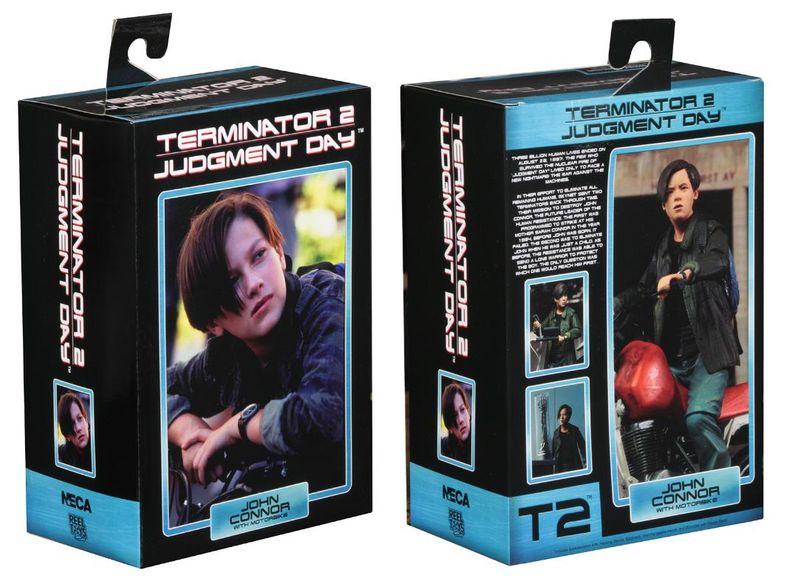 John Connor NECA action figure Terminator 2 #1