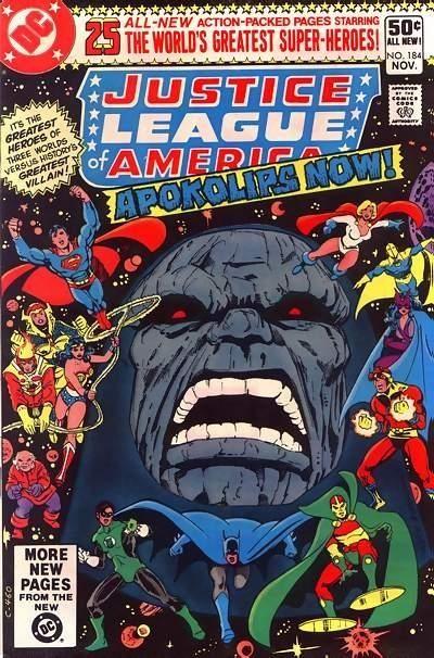 <strong><em>Justice League</em></strong> 184