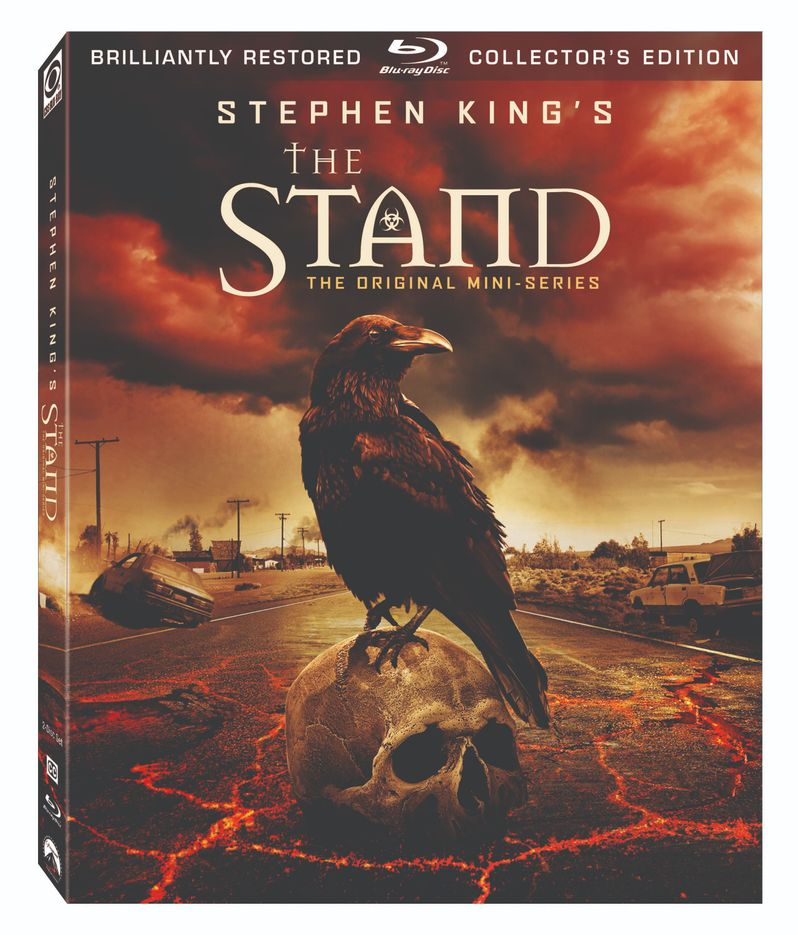 <strong><em>The Stand</em></strong> Blu-ray Mick Garris Stephen King