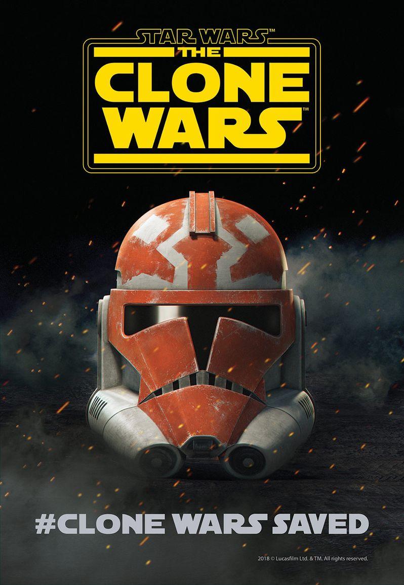 Star Wars The Clone Wars Saved 2018