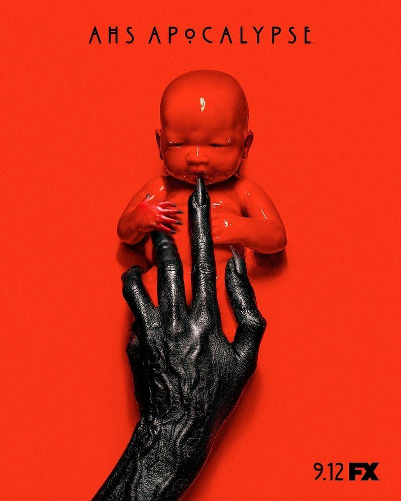 <strong><em>American Horror Story</em></strong> Apocalypse poster