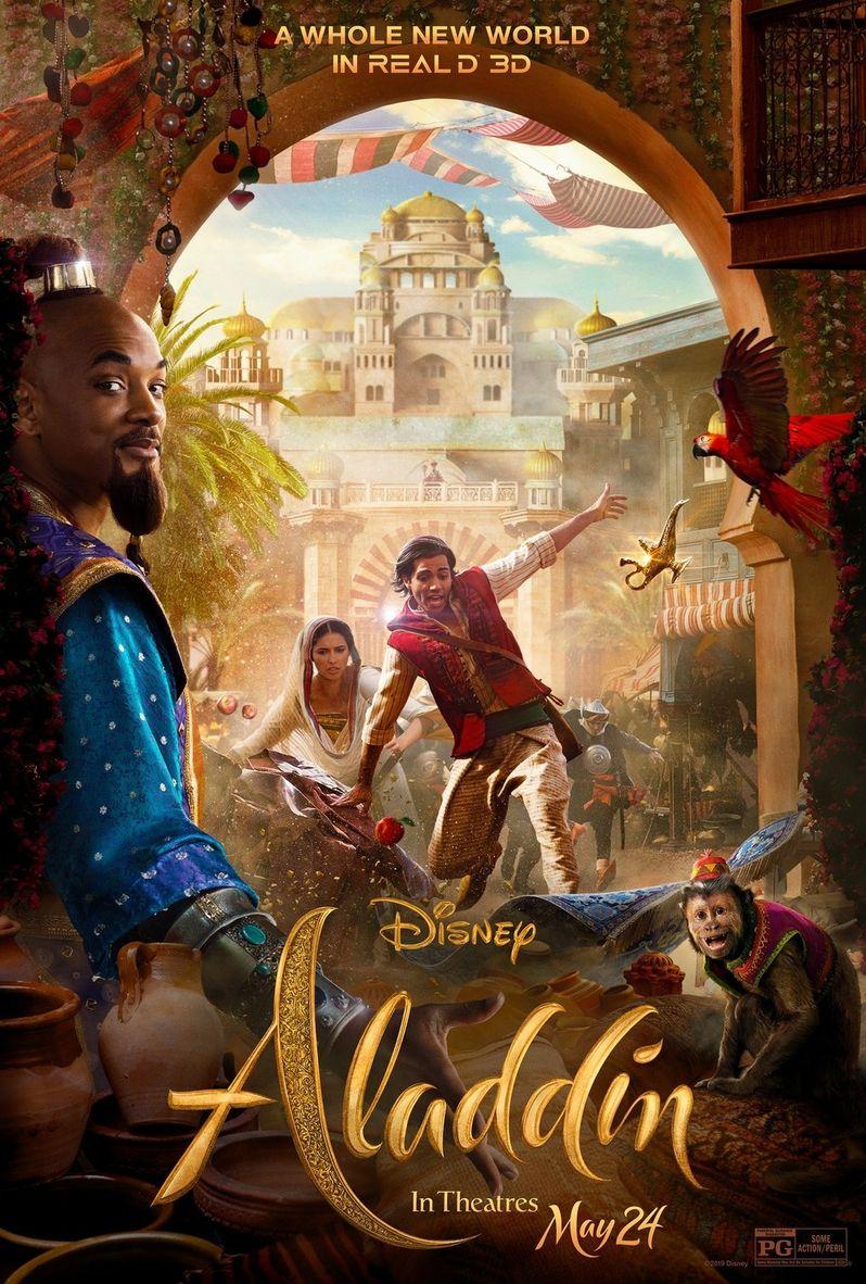 <strong><em>Aladdin</em></strong> poster #1