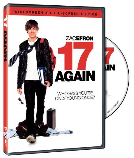 <strong><em>17 Again</em></strong> DVD