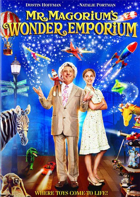 Mr. Magorium's Wonder DVD