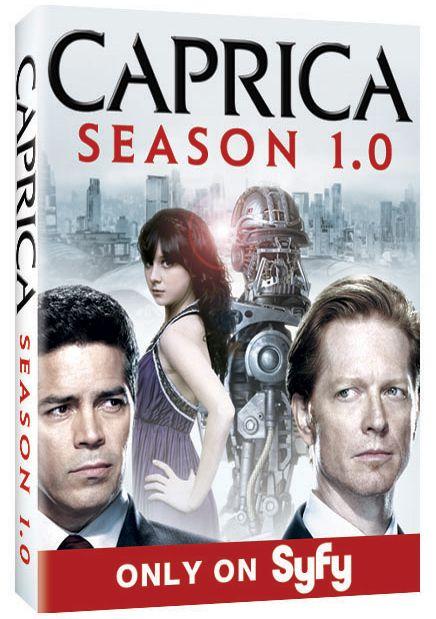 <strong><em>Caprica</em></strong>: Season 1.0