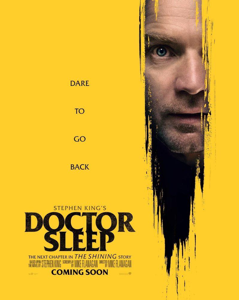 <strong><em>Doctor Sleep</em></strong> poster #1