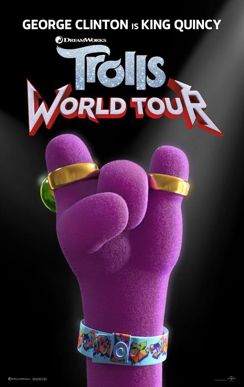 <strong><em>Trolls World Tour</em></strong> poster #12