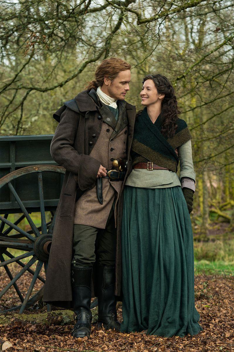 <strong><em>Outlander</em></strong> season 5 photo