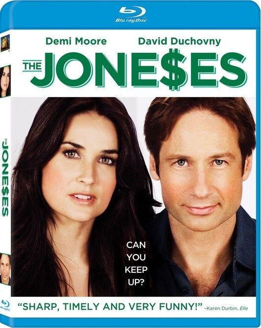 <strong><em>The Joneses</em></strong> Blu-ray artwork