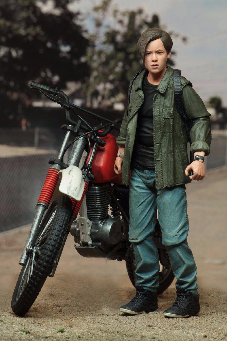 John Connor NECA action figure Terminator 2 #4