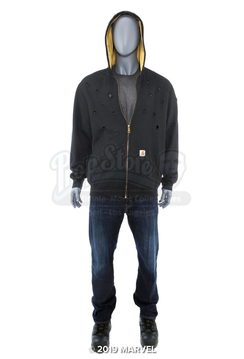 Luke Cage Costume auction
