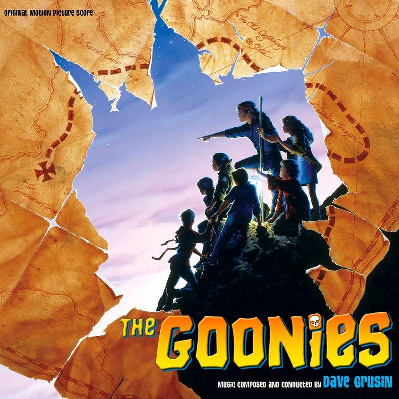 <strong><em>The Goonies</em></strong> Score Soundtrack CD