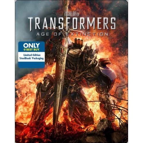 Transformers Age of Extinction Best Buy Packaging