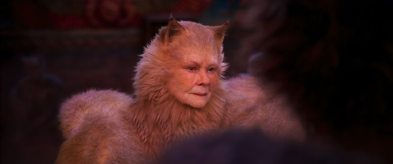 <strong><em>Cats</em></strong> Movie Trailer #9