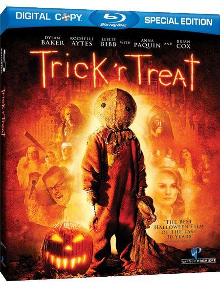 Trick'r Trick Blu-ray