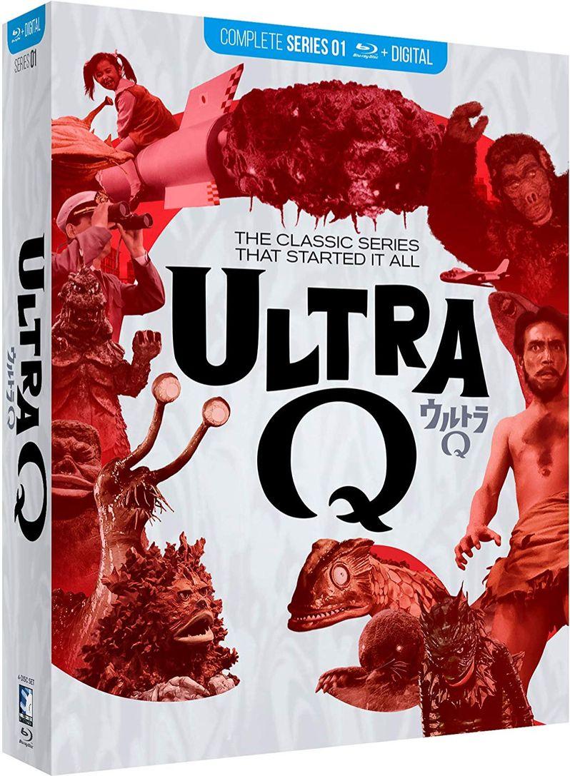 <strong><em>Ultra Q</em></strong> blu-ray