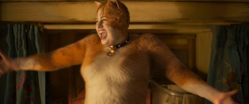 <strong><em>Cats</em></strong> Movie Trailer #4