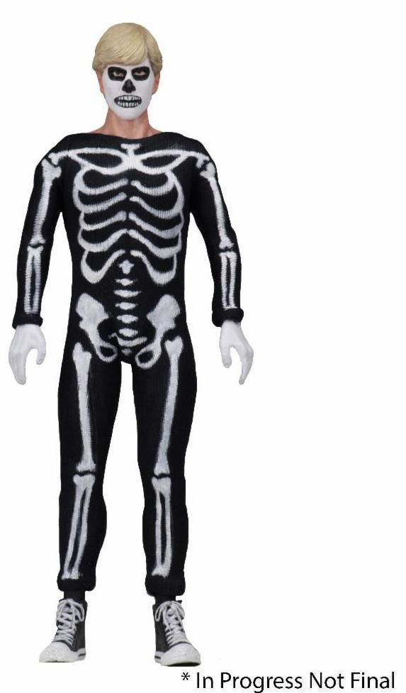 Karate Kid Halloween Costume.Own Halloween Skeleton Cobra Kai Johnny With Neca S Karate Kid