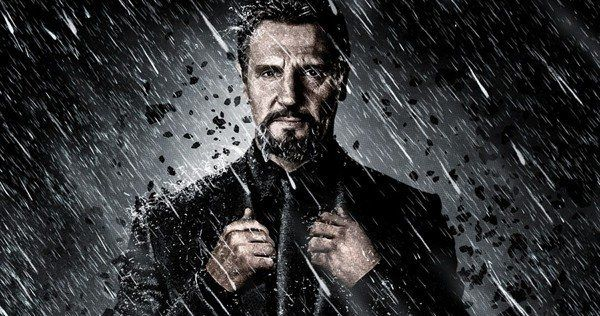 Liam Neeson <strong><em>Arrow</em></strong>