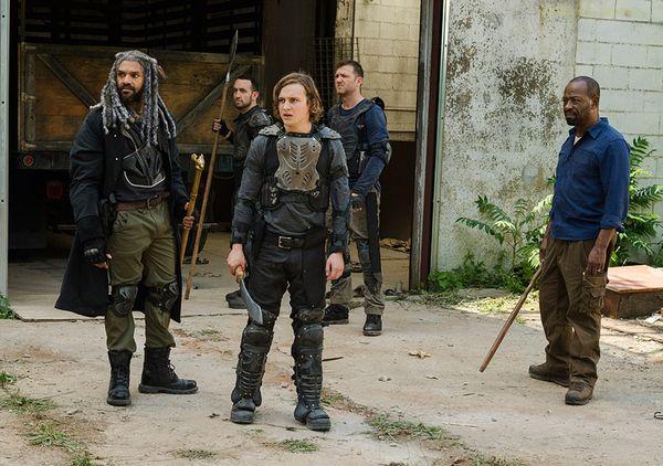 Walking Dead Season 7 Episode 2 Photo 2