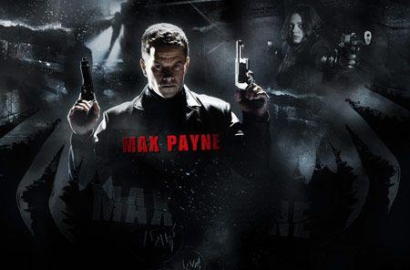 <strong><em>Max Payne</em></strong> Website
